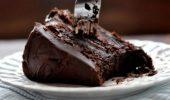 Диетична от шоколадова по-шоколадова торта