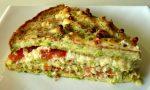 Солена торта от тиквички – интересна и икономична рецепта