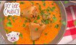 Вкусна топла супичка от свински опашки!