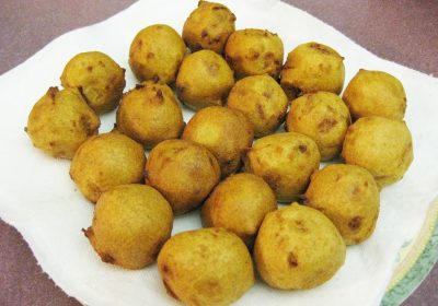 aloo potato dumplings
