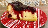 Кезекухен – немски сладкиш с извара, с нежен пълнеж и фантастична плодова заливка