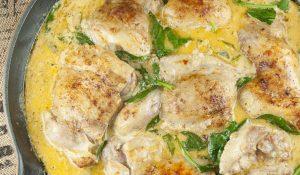 Lemon-Butter-Chicken-Skillet-Recipe