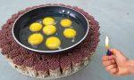 Как мислите, ще се изпържат ли тези яйца?!?